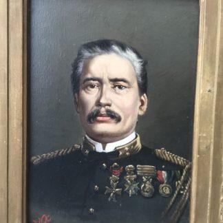 H.W Koekkoek (1867-1929) – Militair portret VERKOCHT