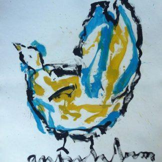 Anton heyboer: De oervogel II