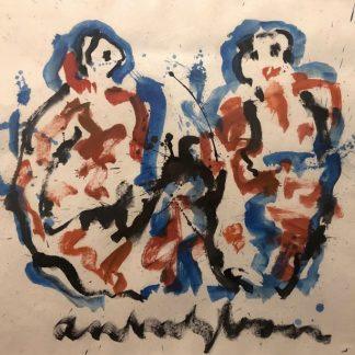 Anton Heyboer: Vrouwen