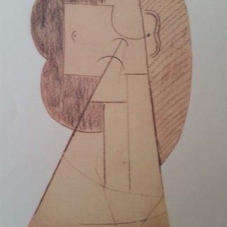 Pablo Picasso: Lithografie