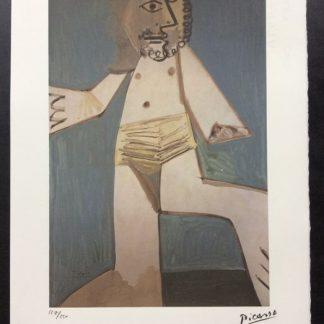 Pablo Picasso: Le goût de bonheur
