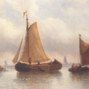 Eduard Alexander Hilverdink (1846 – 1891)